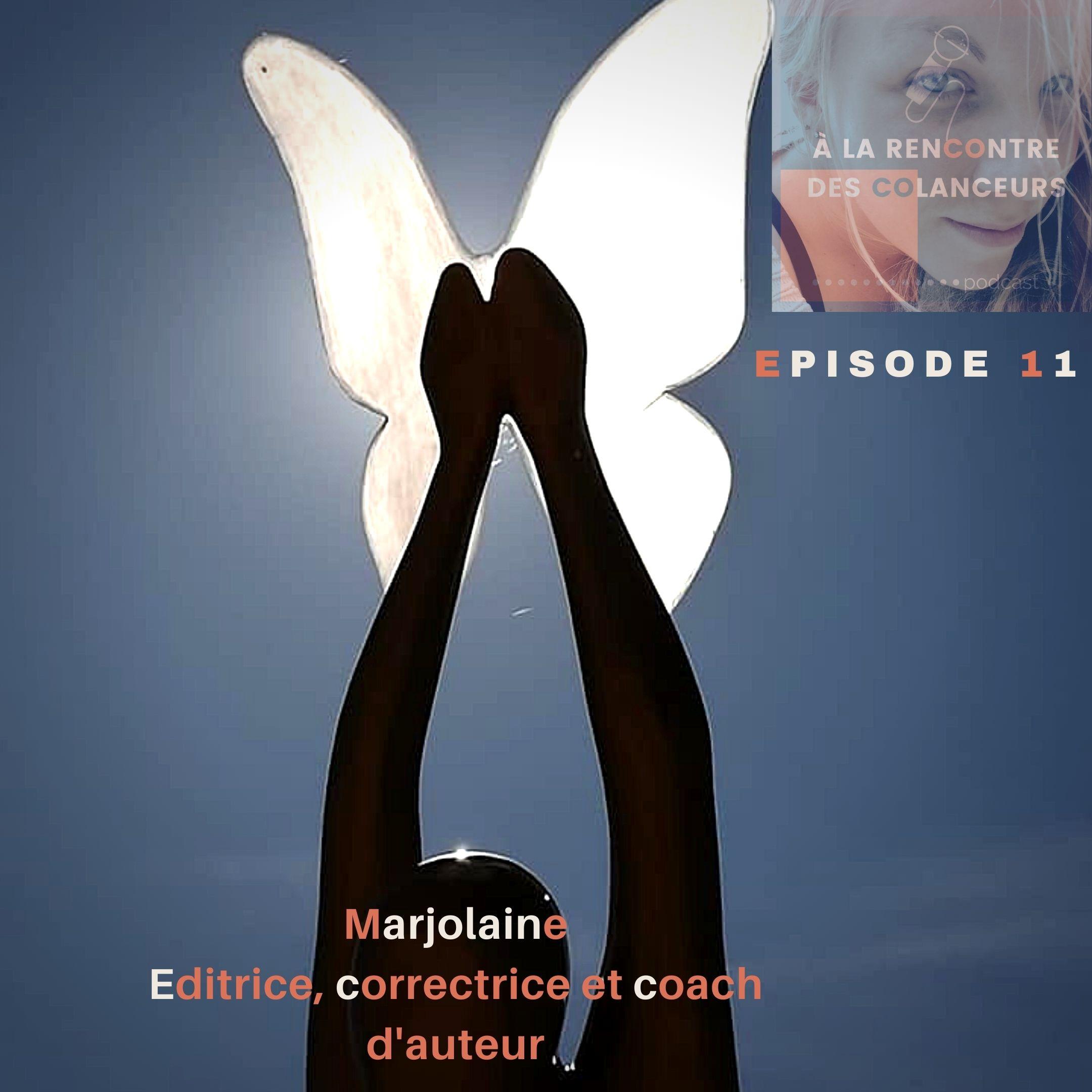 Visuel épisode 11 Marjolaine