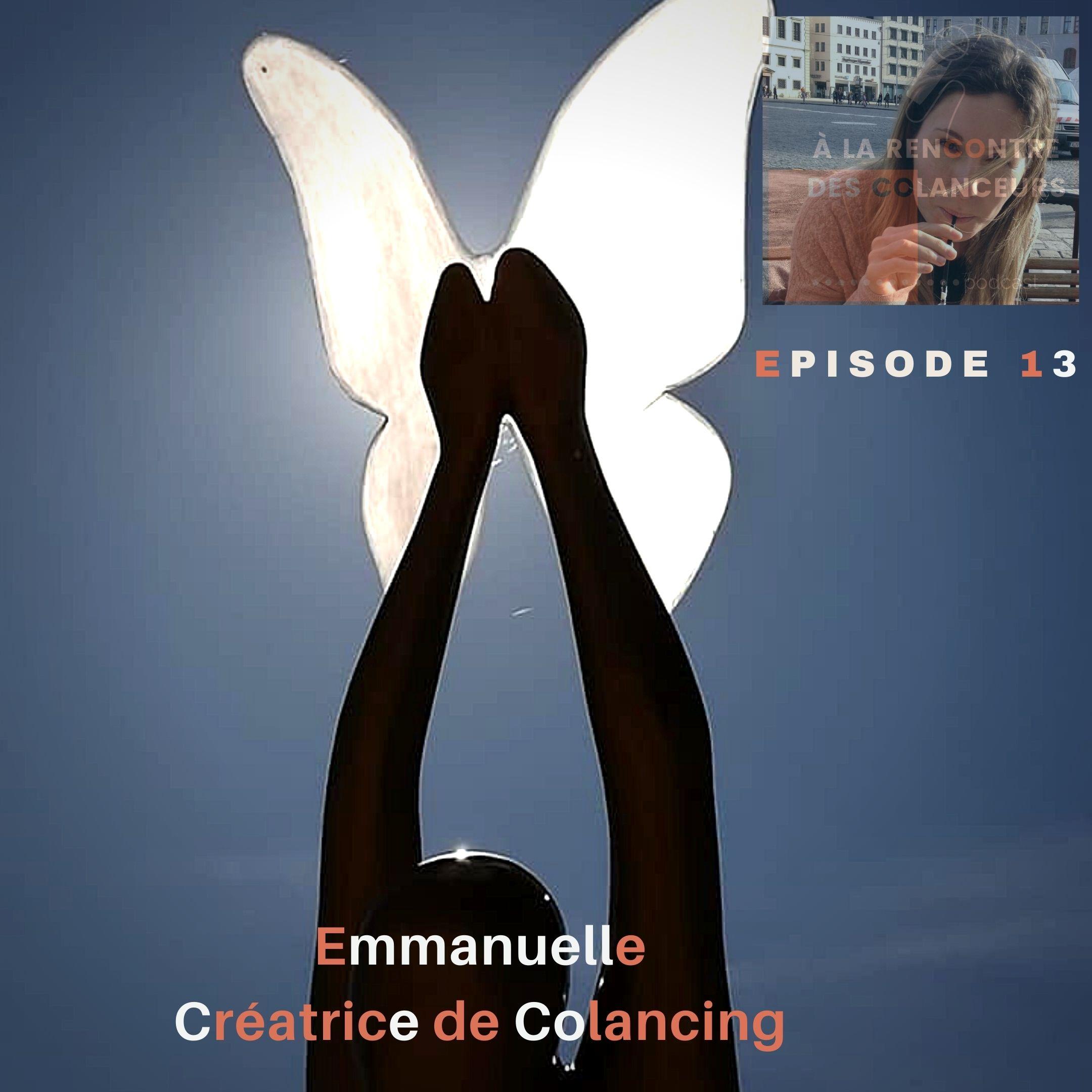 Visuel Episode 13 Emmanuelle