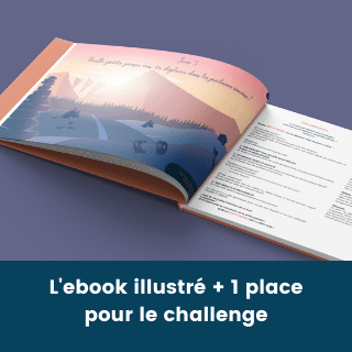livre illustré et challenge