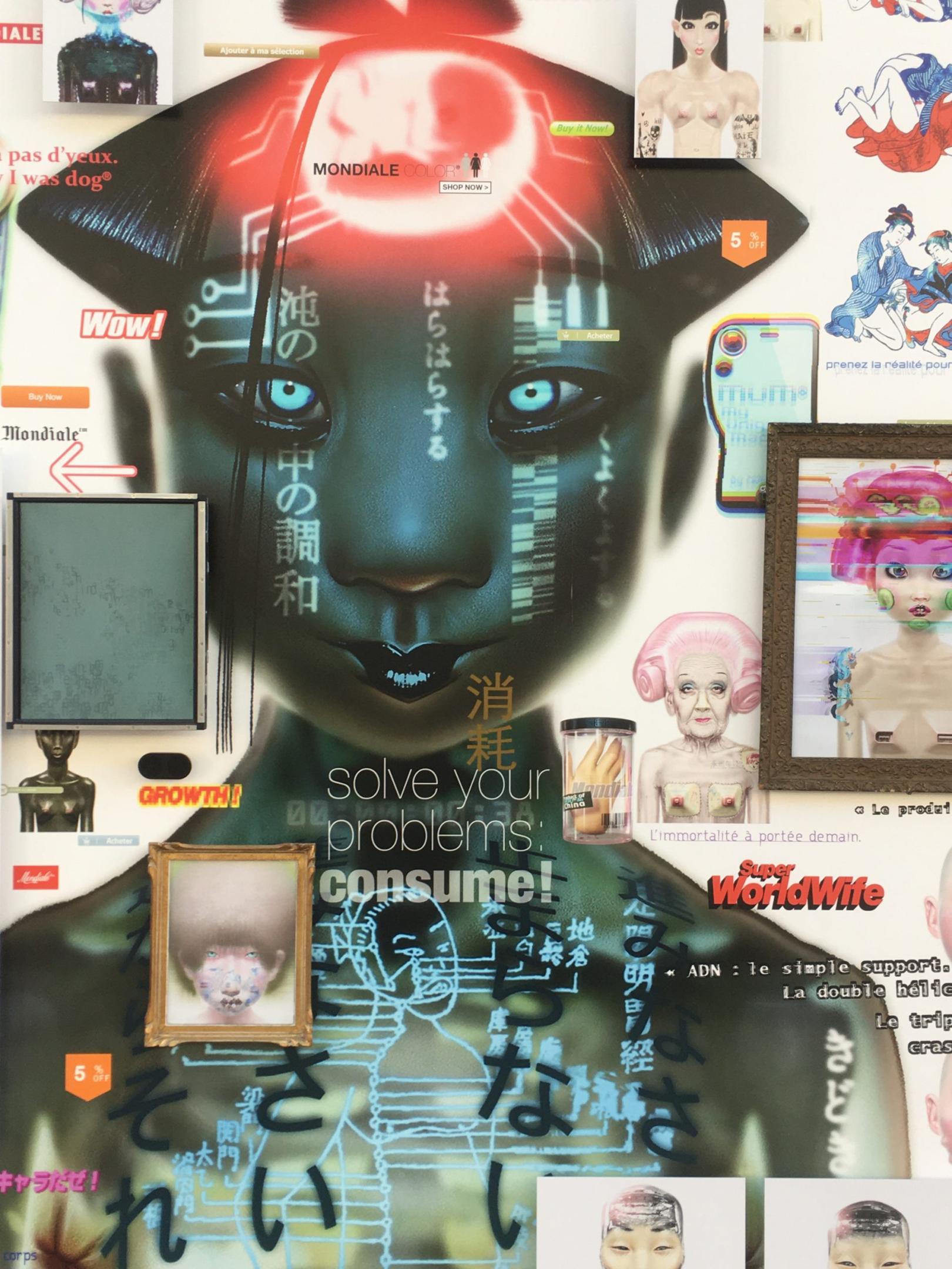 visages numériques 2