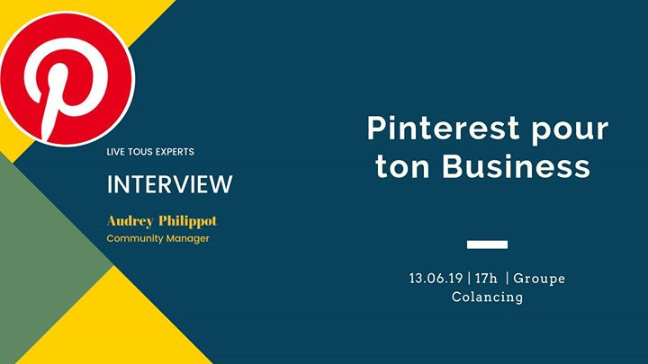 Pinterest pour ton Business