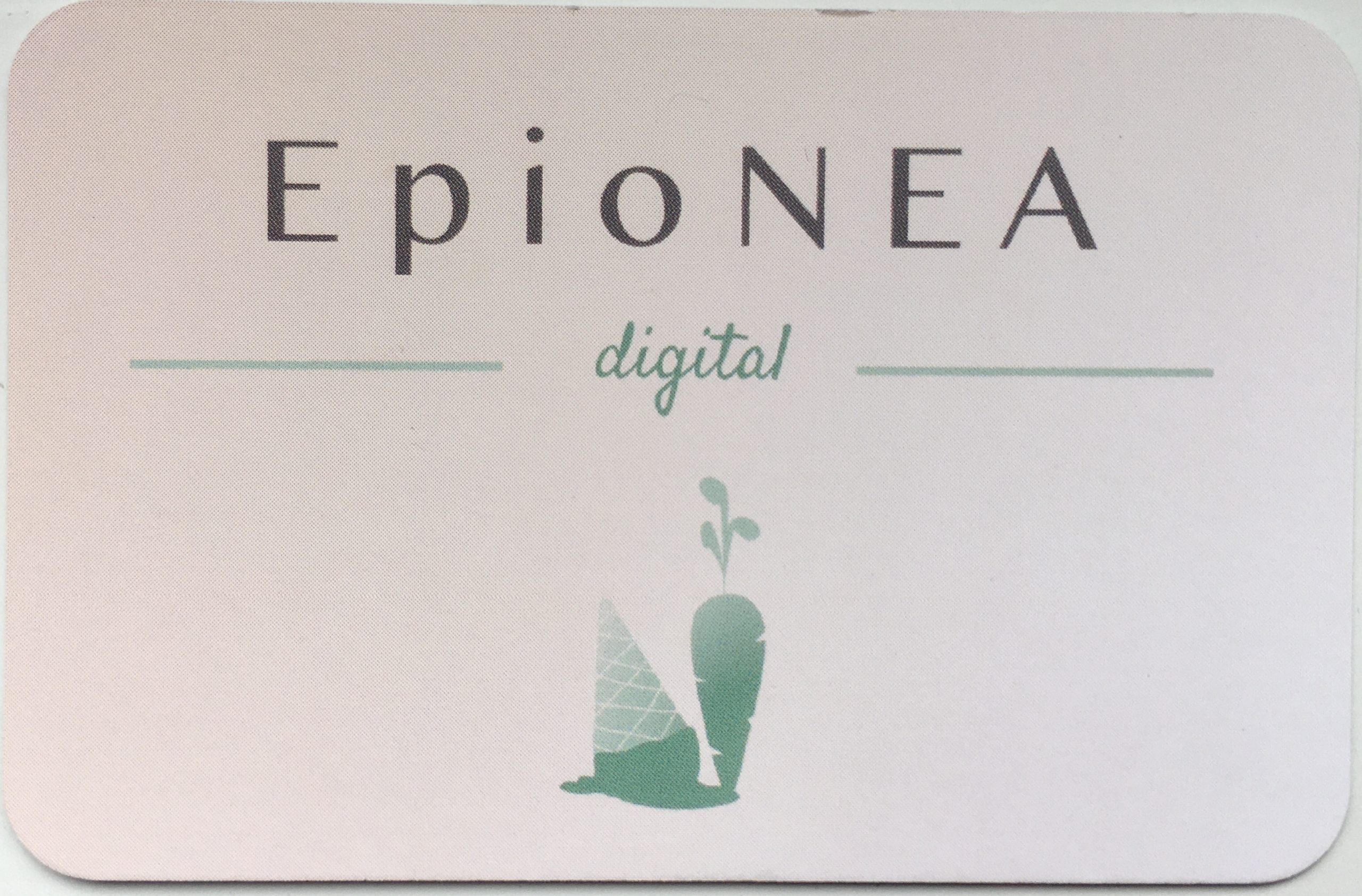 carte de visite Epionea 2